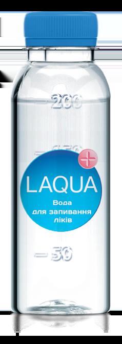 вода Laqua #1