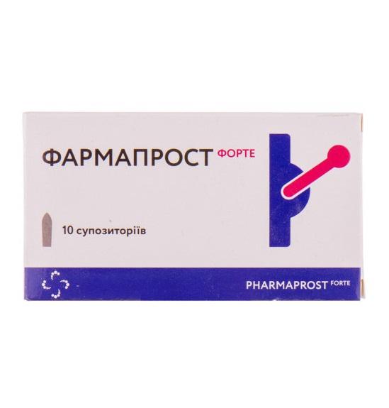 ФАРМАПРОСТ ФОРТЕ СУПП.№10