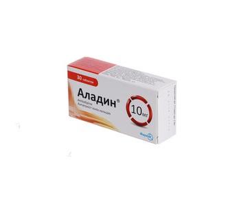 АЛАДИН-ФАРМАК ТАБ. 10МГ №30
