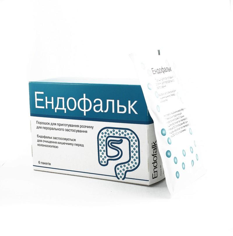 ЭНДОФАЛЬК ПОР. Д/ПРИГ. Р-РА ПАК. №6