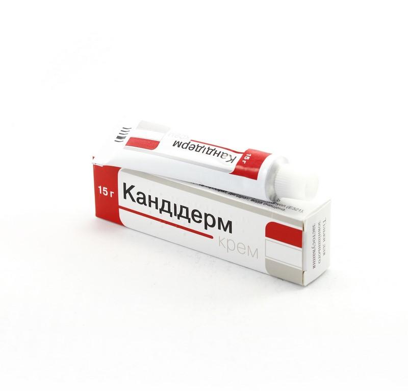 КАНДИДЕРМ КРЕМ 15Г