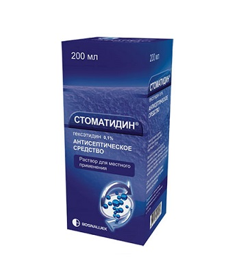 СТОМАТИДИН Р-Р 200МЛ