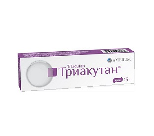 ТРИАКУТАН КРЕМ 15Г