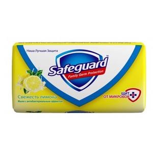 СЕЙФГАРД Мило для рук Свіжість лимона 90г