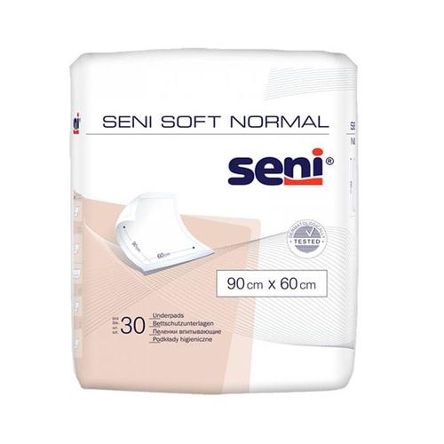 СЕНI Пелюшки SOFT NORMAL 90х60см 30шт* - фото 1 | Сеть аптек Viridis