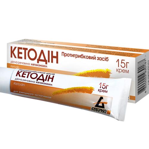КЕТОДИН КРЕМ 15Г купить в Харькове