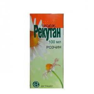 РЕКУТАН РОЗЧИН 100МЛ