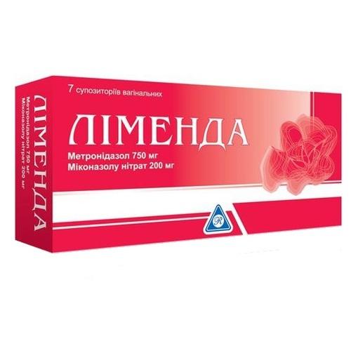 ЛИМЕНДА СУПП.ВАГ. №7 НДС - фото 1 | Сеть аптек Viridis