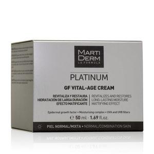 МартіДерм GF Вітал-Ейдж крем для нормальної та комбінованої шкіри 50 мл
