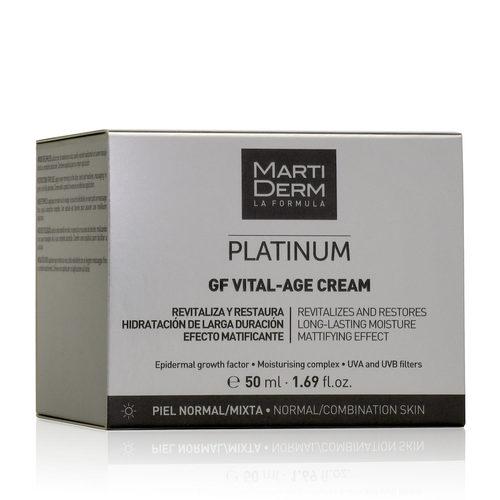 МАРТИДЕРМ Витал-Ейдж крем для нормальной, комбинированной кожи 50мл - фото 1 | Сеть аптек Viridis