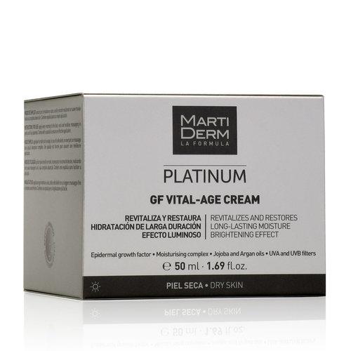 МАРТИДЕРМ Витал-Ейдж крем для сухой кожи 50мл - фото 1   Сеть аптек Viridis