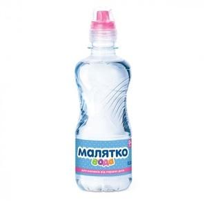 ЕКОНІЯ Малятко питна вода 0,33л sport lok