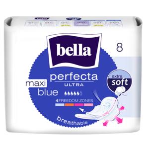 БЕЛЛА Прокладки гігієн. Perfecta Ultra Maxi Blue 8шт
