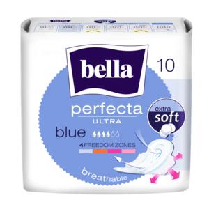 БЕЛЛА Прокладки гігієн. Perfecta Ultra Blue 10шт