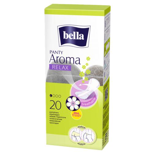БЕЛЛА Прокладки гігієнічні щоденні Panty Aroma Relax 20шт - фото 1 | Сеть аптек Viridis