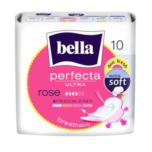 БЕЛЛА Прокладки гігієн. Perfekta Ultra Rose Deo Fresh  10шт