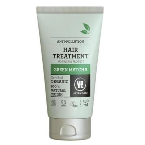 УРТЕКРАМ Органічний засіб для відновленя волосся. Зелена матча. 150 мл - фото 1 | Сеть аптек Viridis