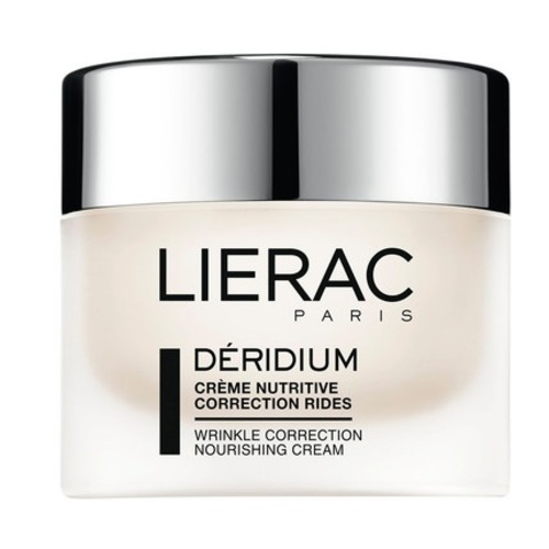ЛИЕРАК Деридиум Крем питательный для коррекции морщин 50мл - фото 1   Сеть аптек Viridis