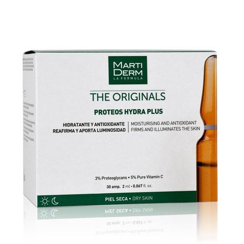 МАРТИДЕРМ Протеос гидра плюс ампулы 30*2мл - фото 1 | Сеть аптек Viridis