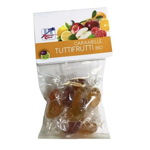 Ла Финестра Цукерки органічні фруктові 60г  La Finestra Італія
