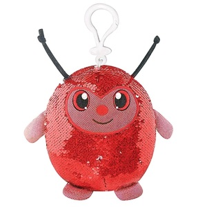 SHIMMEEZ Мягкая игрушка с пайетками на клипсе