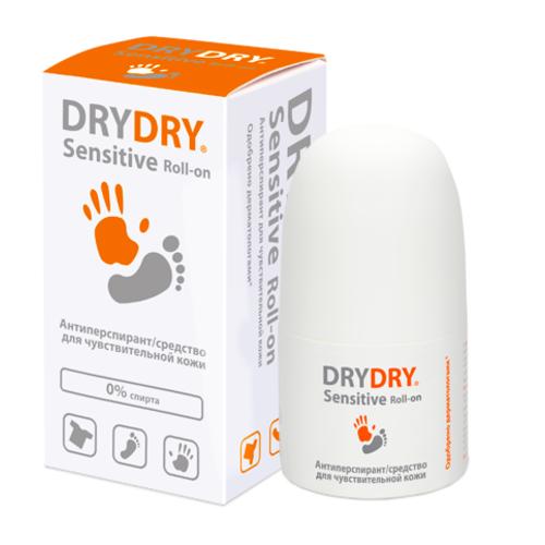 ДРАЙ-ДРАЙ Сенситив дезодорант 50мл - фото 1 | Сеть аптек Viridis