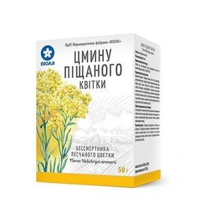 БЕССМЕРТНИКА ПЕСЧ. ЦВЕТКИ 50Г