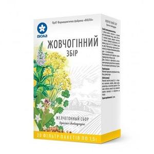 ЖЕЛЧЕГОННЫЙ СБОР 1,5Г В Ф/П №20