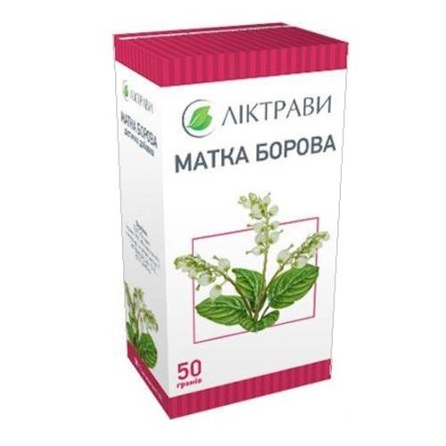 МАТКА БОРОВАЯ 50Г - фото 1   Сеть аптек Viridis