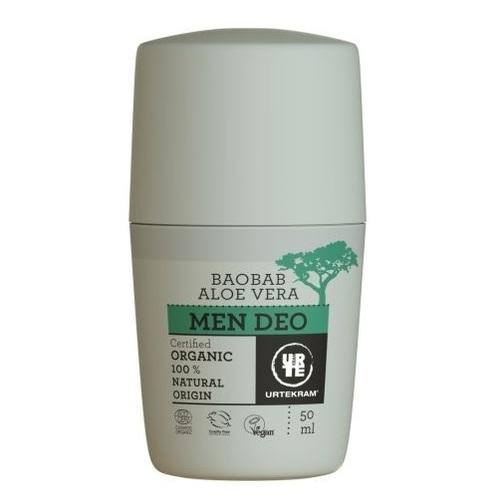 УРТЕКРАМ Органічний чоловічий крем-дезодорант. 50мл. - фото 1 | Сеть аптек Viridis