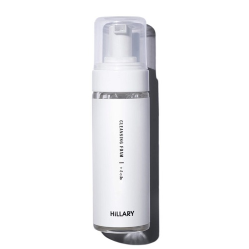 ХИЛЛАРИ Очищающая пенка для нормальной кожи 150мл - фото 1 | Сеть аптек Viridis