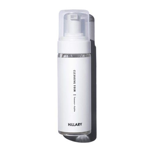 ХИЛЛАРИ Очищающая пенка для жирной и комбинированной кожи 150мл - фото 1   Сеть аптек Viridis