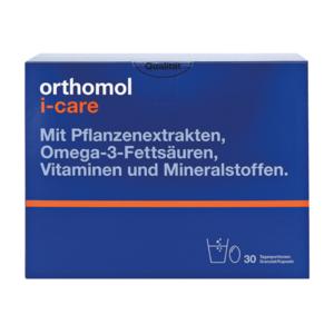 ОРТОМОЛ I-Care гранулы+капсулы (для профилактики и лечения вирусных, инфекционных заболеваний)