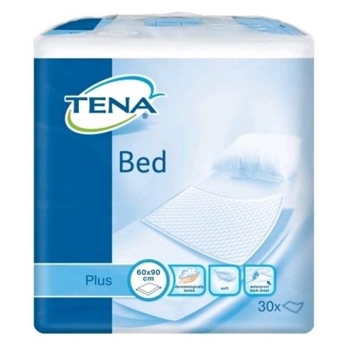 Тена Пелюшки Bed Plus 60х90см, 30шт - фото 1 | Сеть аптек Viridis