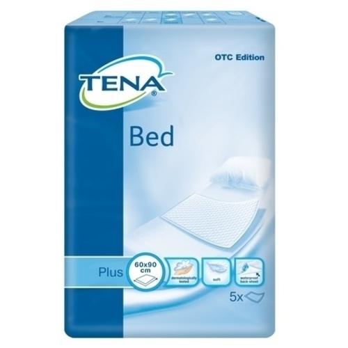 Тена Пелюшки Bed Plus 60х90см, 5шт - фото 1 | Сеть аптек Viridis