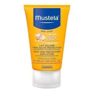 МУСТЕЛА Лосьон сонцезахисний для дітей з SPF 50+ 100мл