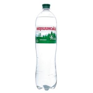 МОРШИНСКАЯ мин.вода 1,5Л (ПЭТ) сл/газ.