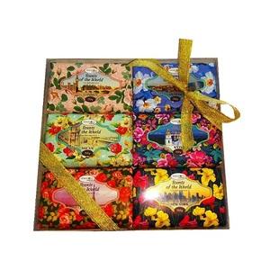 МАРІГОЛД Набір подарунковий мило тверде 150г 6шт