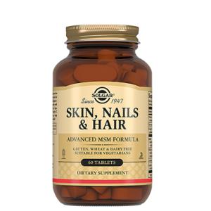 СОЛГАР Таблетки для шкіри, волосся і нігтів №60