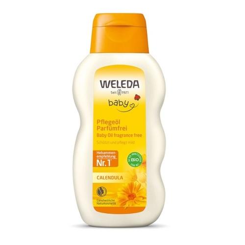 ВЕЛЕДА Календула масло для младенцев 200мл - фото 1 | Сеть аптек Viridis