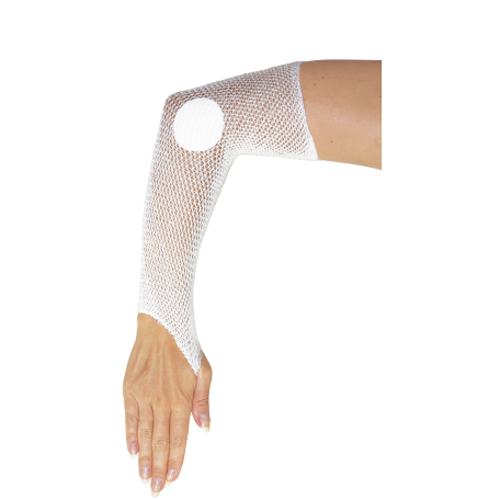 БИНТ Эластичный сетчатый трубчастий (рука,локоть) 25смх3см - фото 1 | Сеть аптек Viridis