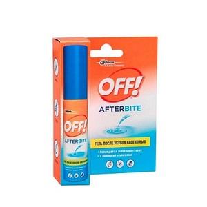 ОФФ Акут мини-гель после укусов комаров 25мл