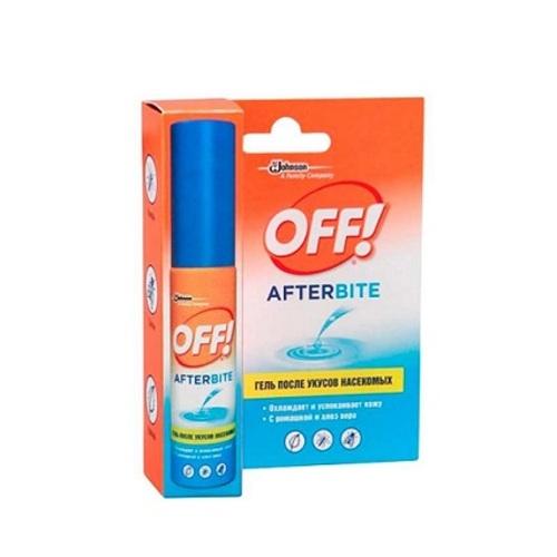 ОФФ Акут мини-гель после укусов комаров 25мл - фото 1 | Сеть аптек Viridis