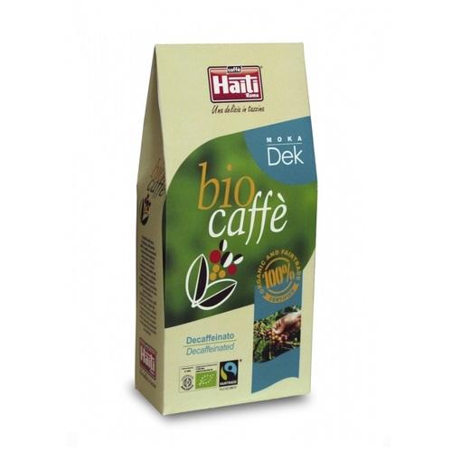 Хаити Biocaffe Moka Dek ground  Кава обсмажена мелена без кофеїну 250 г