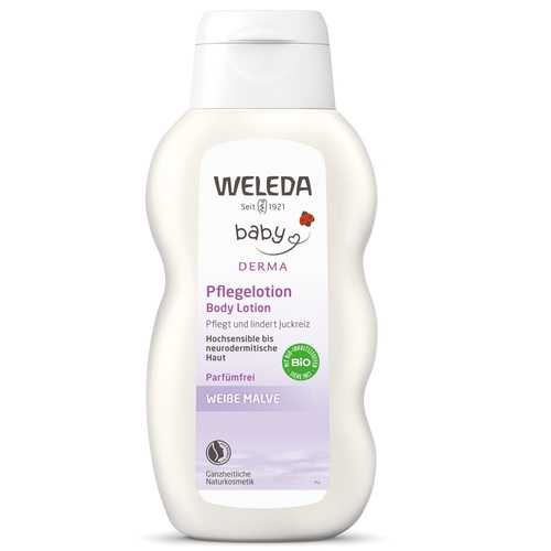 ВЕЛЕДА Алтея Молочко для тіла Надчутлива шкіра 200мл - фото 1 | Сеть аптек Viridis