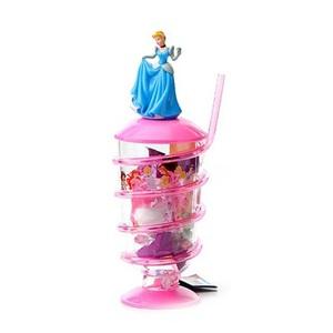 BIP Чашка-непроливайка с фруктовыми конфетами Disney