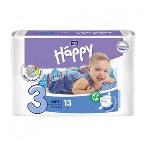 БЕЛЛА Підгузки д/діт. Baby Happy Midi 5-9кг №13
