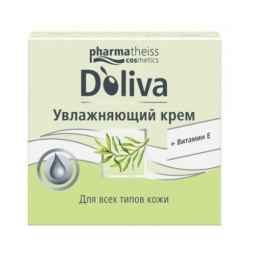 ДОЛИВА Крем для лица уникальная увлажняющая формула 50мл - фото 1 | Сеть аптек Viridis