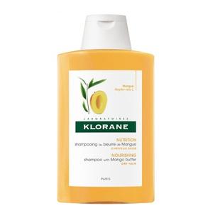 КЛОРАН Шампунь живильний  з маслом манго для сухого та пошкодженого волосся 200мл
