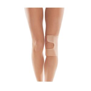 БАНДАЖ для коленного сустава с открытой чашечкой (бежевый) размер 5 (46-49)